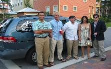 Advantage Airport Shuttle And Taxi Service Sandestin Beach Wedding